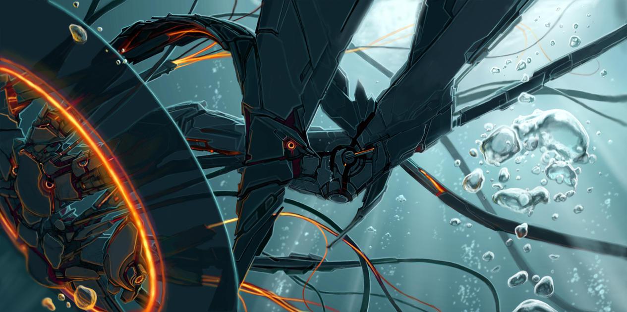 Medusa by jamesjulier