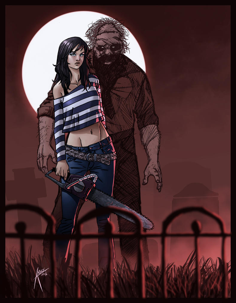Texas Chainsaw 3D by Deadrustedtree