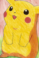 Pikachu by Melody5