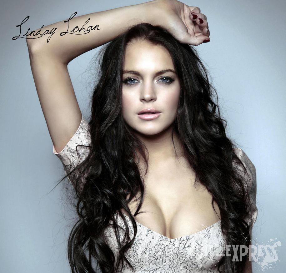 Lindsay Lohan Photoshop edit