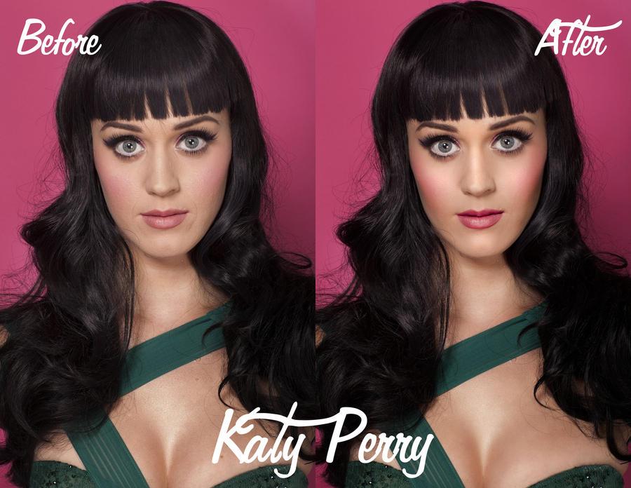 nud photoshop katy perry