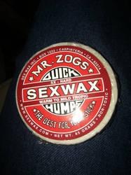 It surfing wax (label is misleading) by AgentxEevee