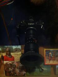 Ae 1 Canon by AgentxEevee