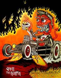 [2014-04-11] - Hot Rod Satan by jackthereaper