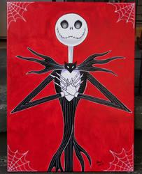 [2014-07-15] - Jack Skellington (Large) by jackthereaper