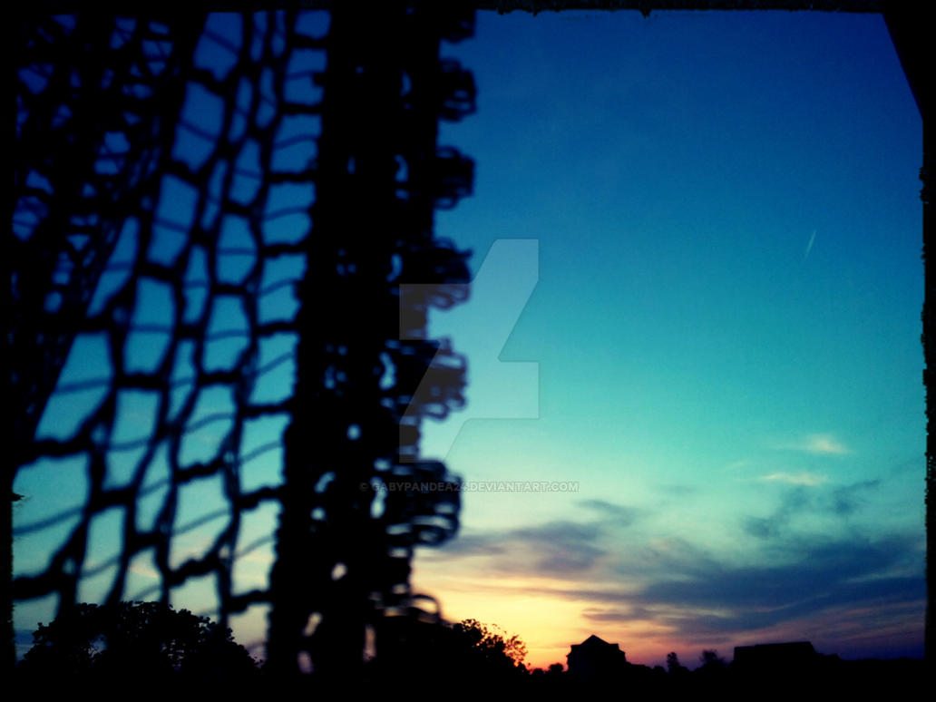 beautiful sunset of may by gabypandea24