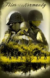 Flies of Normandy poster 4