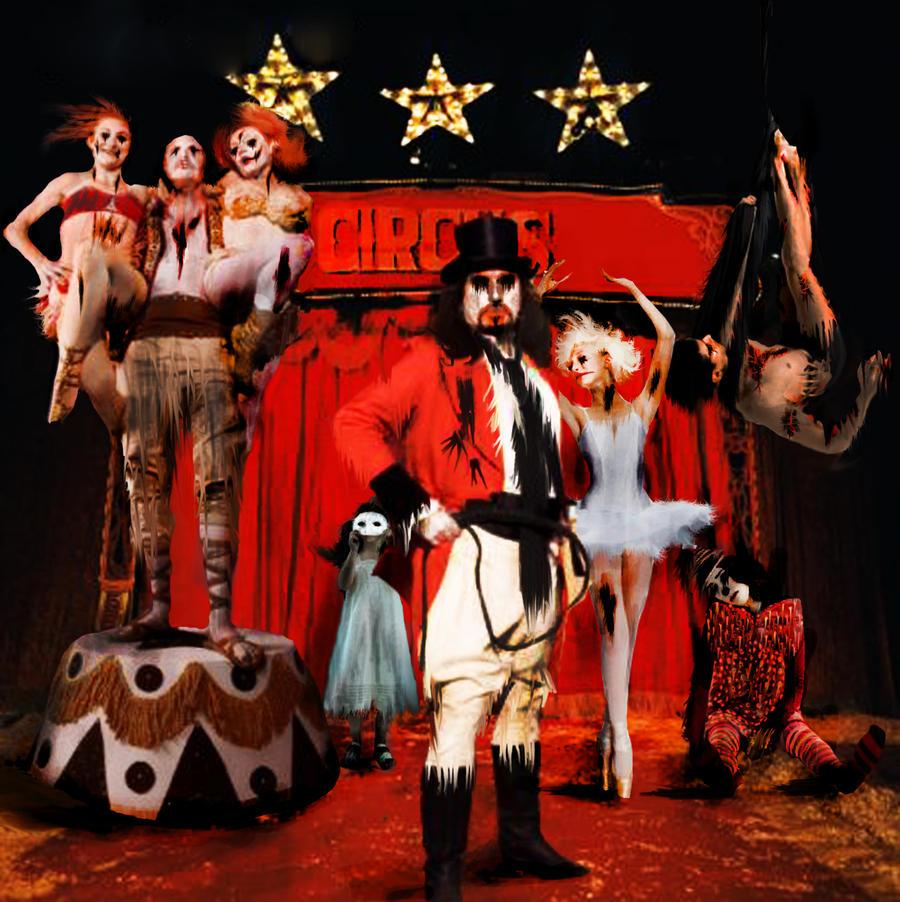 Circus Zombies By RazzyRagdoll On DeviantArt