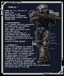 Halo Reach - CARTER- Stats