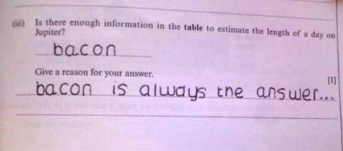 16 Wonderfully Stupid Test Answers | SMOSH