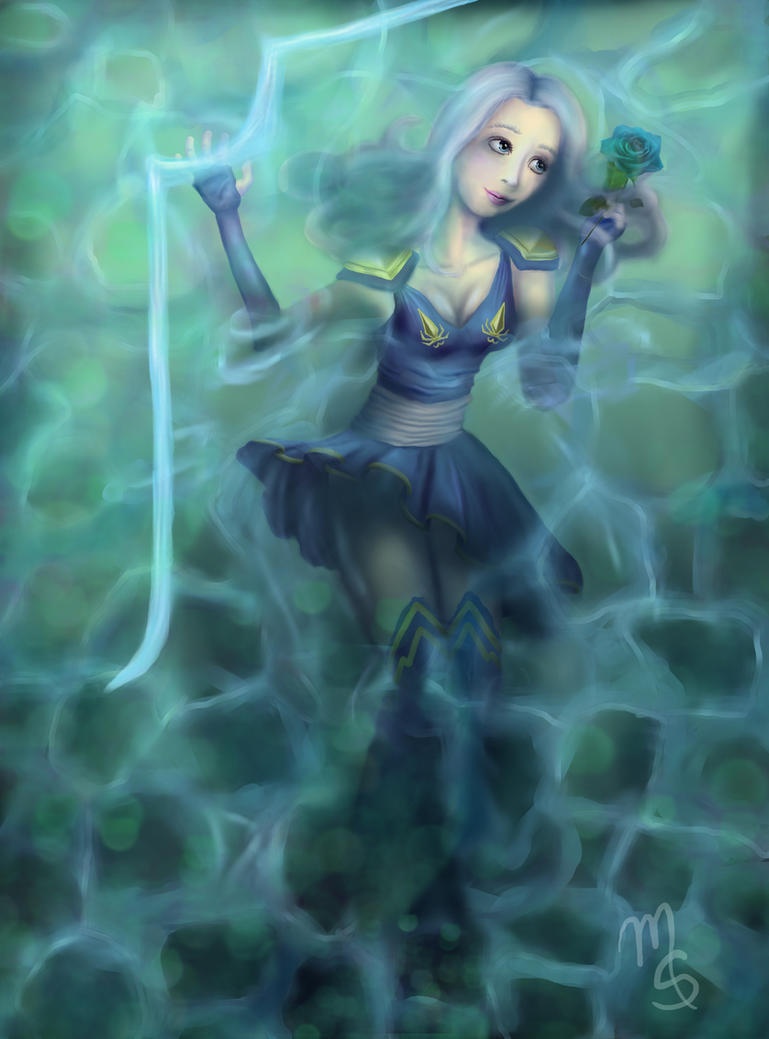 Ophelia-Ashe by Zebrapluschi