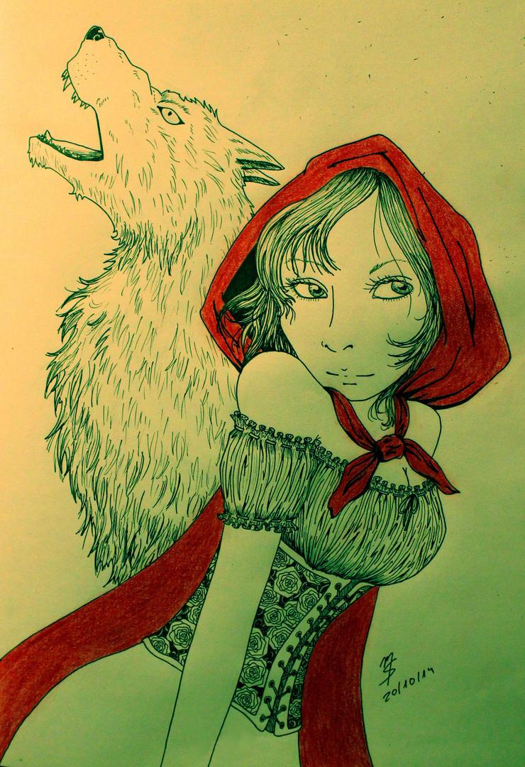 Red by Zebrapluschi