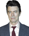 David Bowie as G-Man
