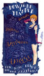 How to Be a Flapper Fashion Infographic by Witchin