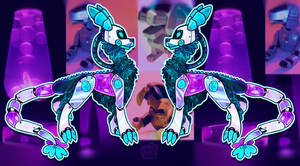 [CLOSED] Retro the Digi Trait Clovertail by Witchin