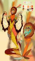 [CLOSED]ANiMATRONiQUE Adopt Auction~Turkey Season! by Witchin