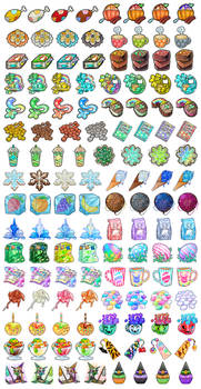 *Released* Egg Cave Items !