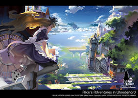 Alice Wonderland by ra-lilium
