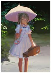 Minami Kotori by ra-lilium
