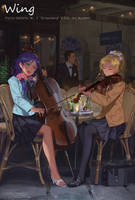 Eri and Nozomi
