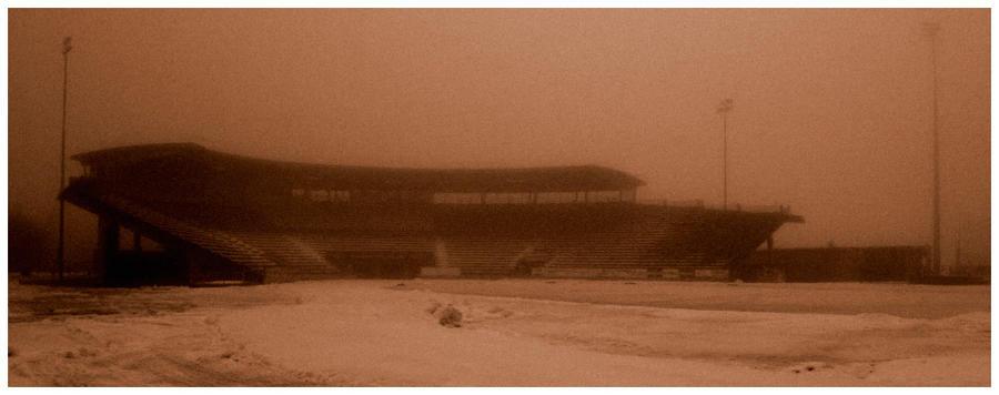 Baseball stadium by Spiraali777