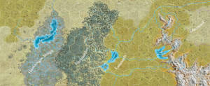 Pathfinder Kingmaker Campaign Kingdom Map