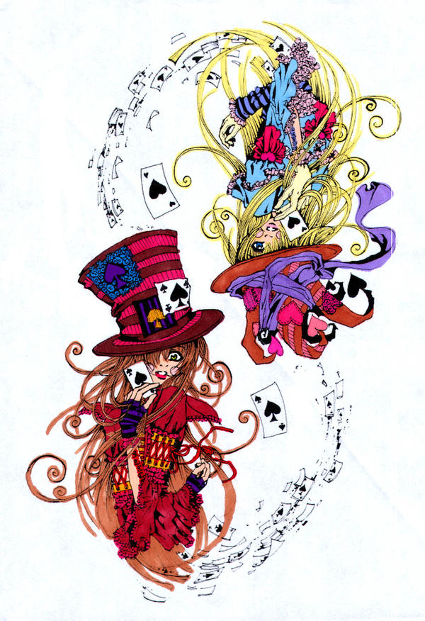 Alice of Hearts and Spades