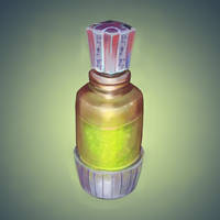 Magic Bottle 2 by Igor-Esaulov