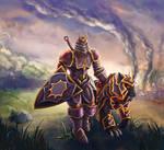 FanArt: Legend Legacy of the Dragons