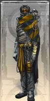 Stranger EotV Character
