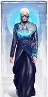 Digital Dao - Cybermage character