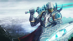 Knight of Lone Planet