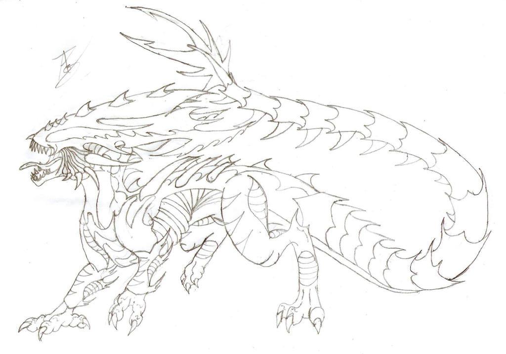 Xeno Angelus by DrakenAngelus2