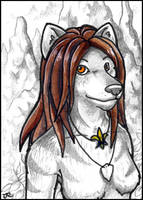ACEO - Muriell by jrtracey
