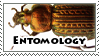 Entomology stamp by jrtracey