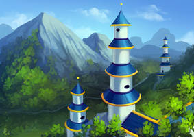 Temples of Bashen