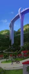 Viaduct Kalni by jrtracey
