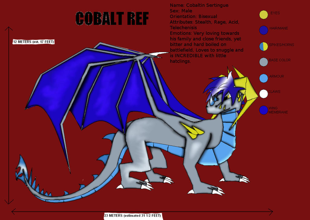 Cobalt Ref by cobalt900