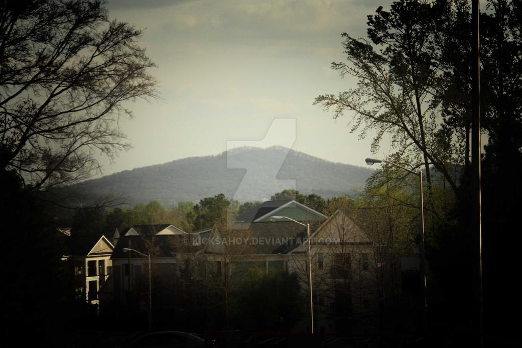 The Land Above by KicksAhoy