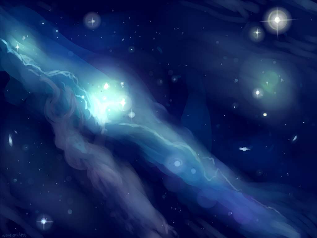 Galaxy by more-or--less