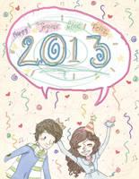 Happy New Year!!! by MusikPrinzessin