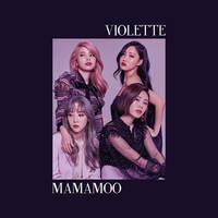 Album Cover Design - MAMAMOO