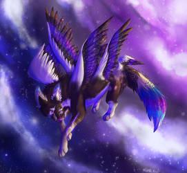 Abygael Serafox by Sheona-Fayls