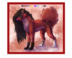 RedAdopable - only paypal Auction  (OPEN)
