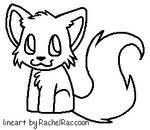 Lineart - Little Cutie