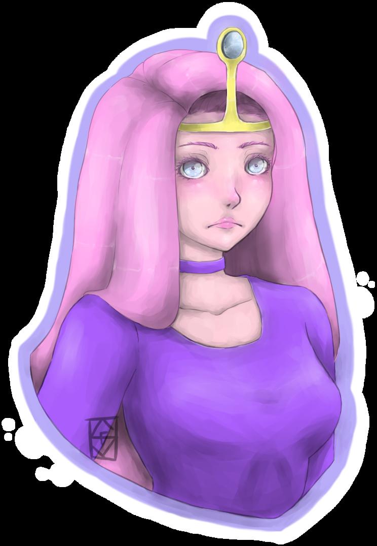 Princess Bonibel Bubblegum by Sanafom