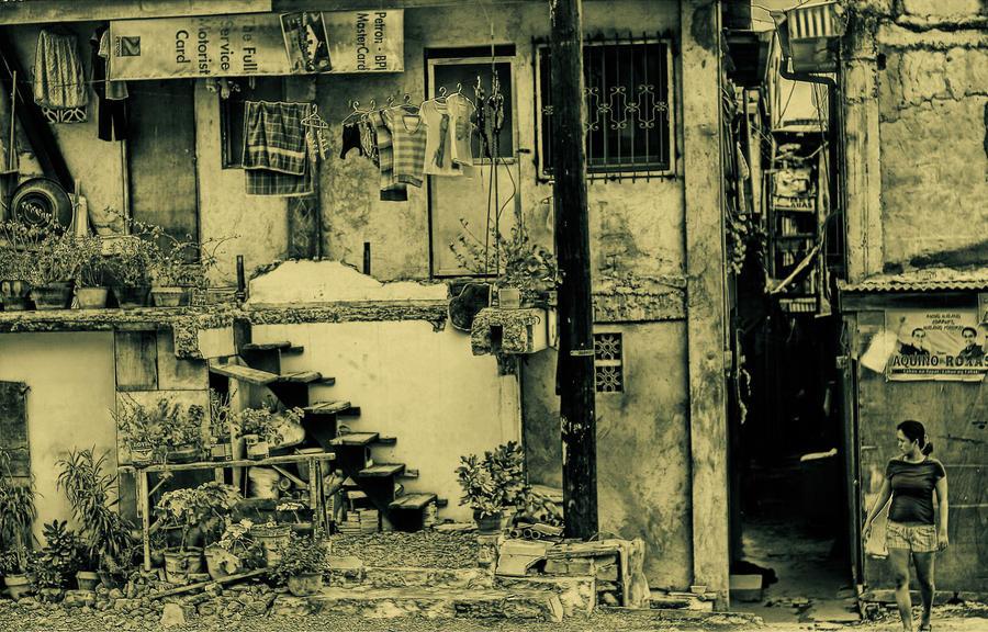 Ghetto by kulotsimike