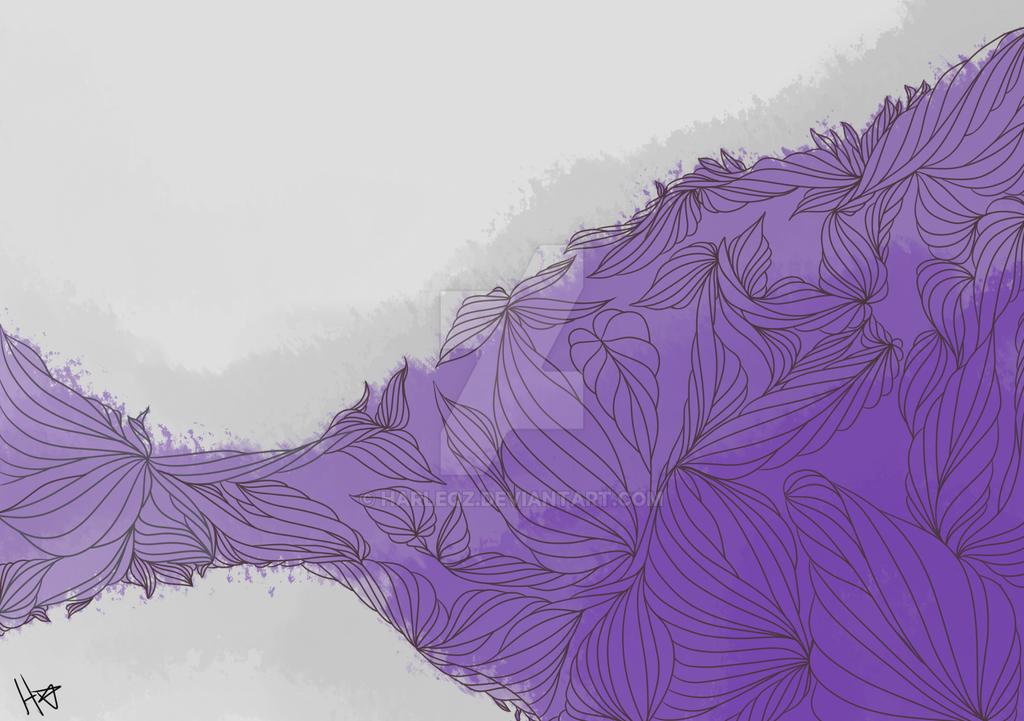 Lavender Splash by harleqz