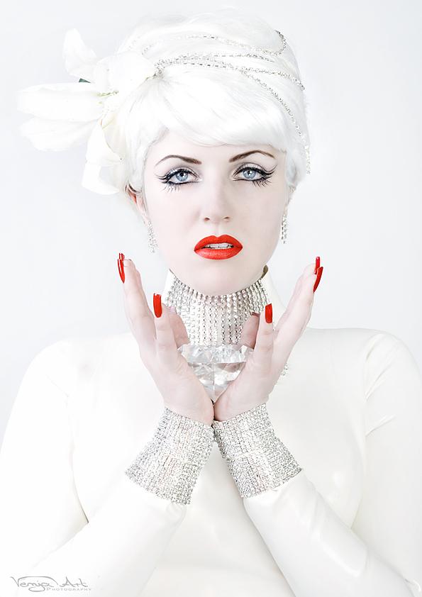Sensation white by VenjaPhotography