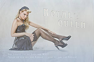 Royals Queen by VenjaPhotography